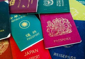 اعتبار پاسپورت کشورها 2018