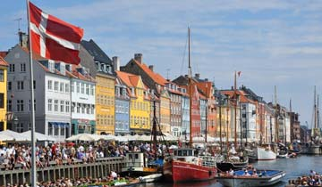 روش های مهاجرت به دانمارک